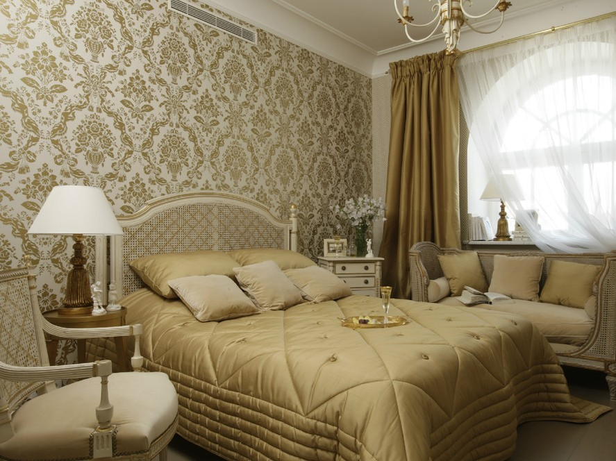 Обои дизайн комнаты фото