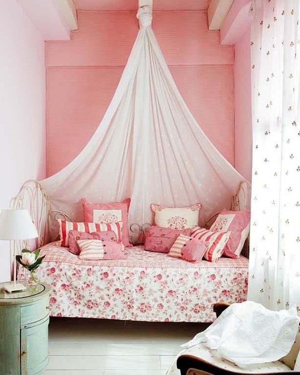 Дизайн очень маленькой спальни