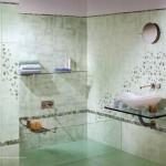 Дизайн плитки в ванной комнате: обновляем интерьер своими руками