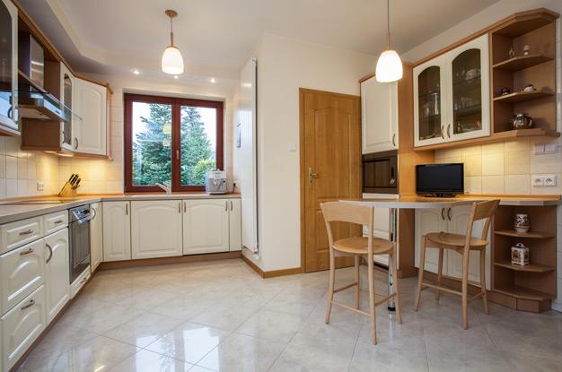 кафель на кухню на пол дизайн фото