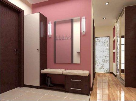 Дизайн прихожей в современной квартире 111 фото