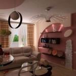 Дизайн-проект двухкомнатной квартиры: способы придания уюта