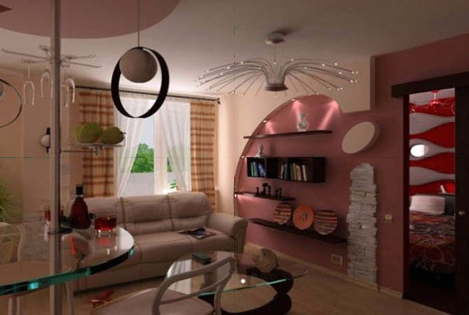 Дизайн квартиры фото двухкомнатной квартиры хрущевки