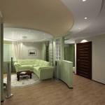 Дизайн-проект квартиры студии: идеи от профессионалов