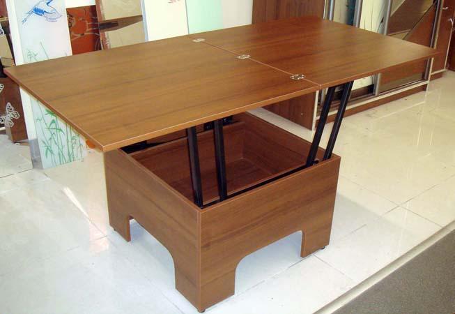 Пример стола-трансформера