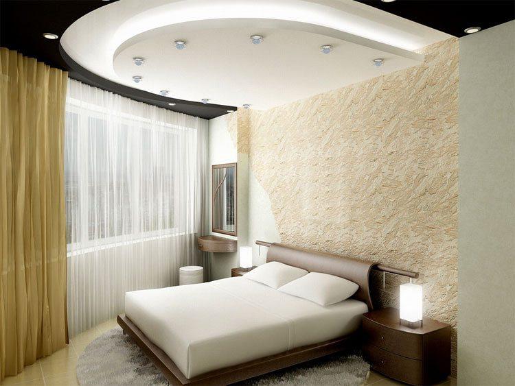 Дизайн спальни 9 кв м будем решать