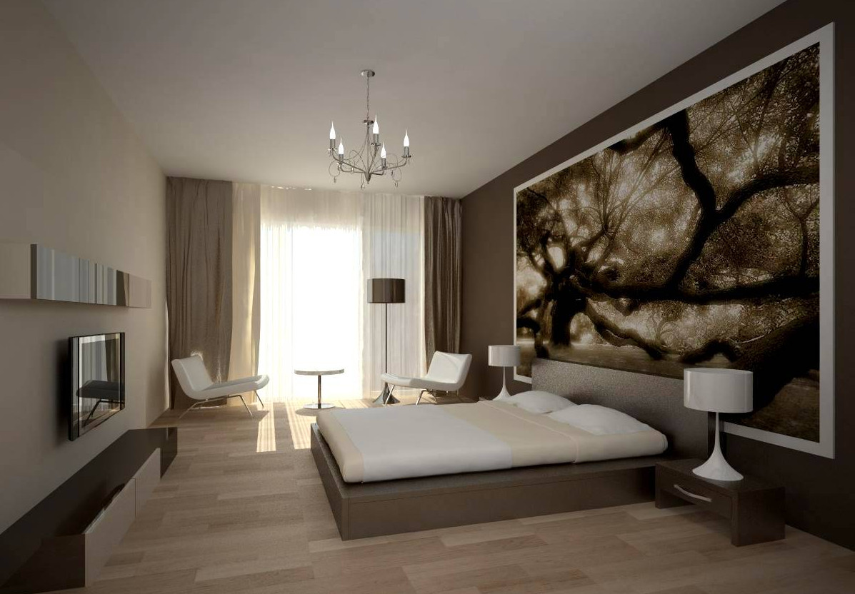 Фотообои дизайн комнат