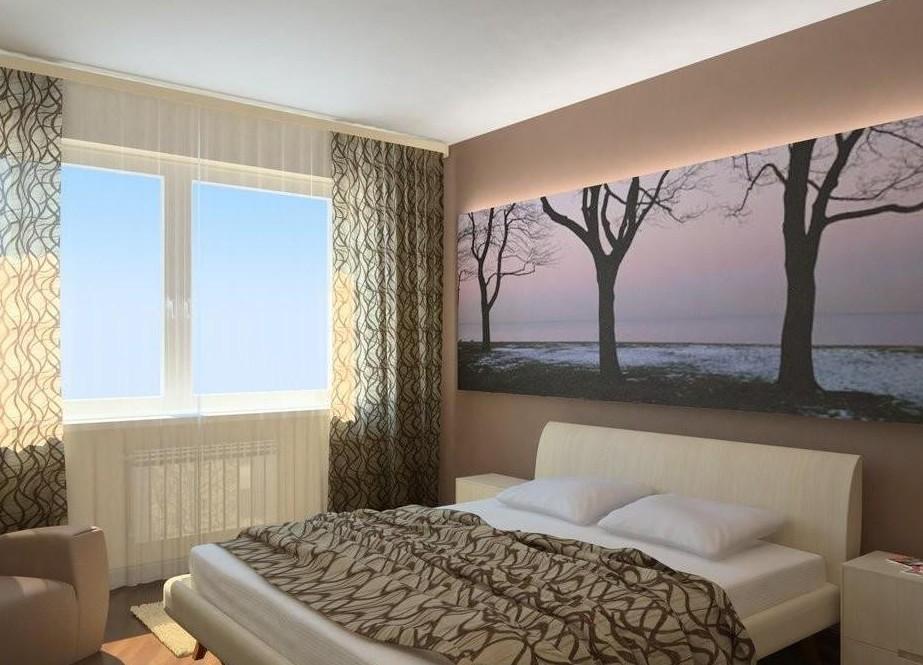 дизайн спальни в хрущевке проект интерьера икеа в панельном доме