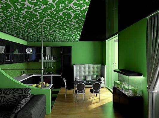 Дизайн спальни на массандре