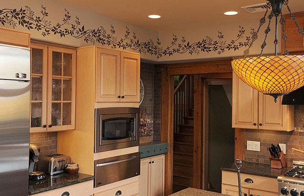 кухня 11 квадратов дизайн