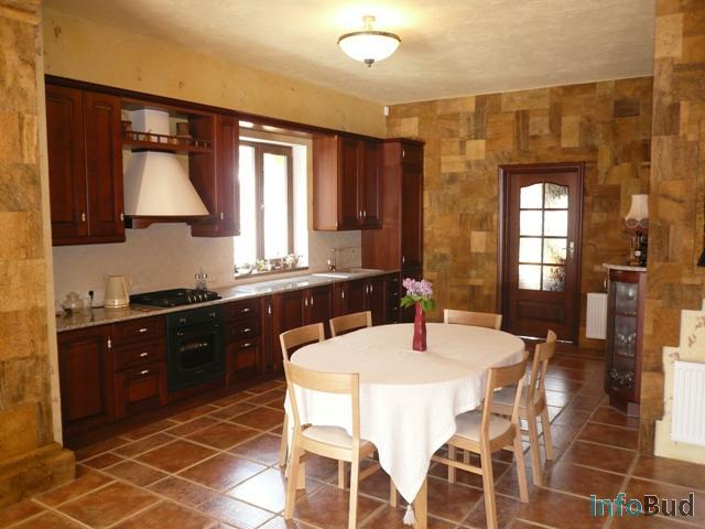Дизайн стін на кухні