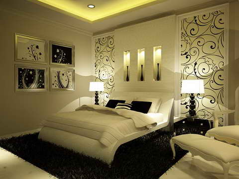 Bedroom designs for women