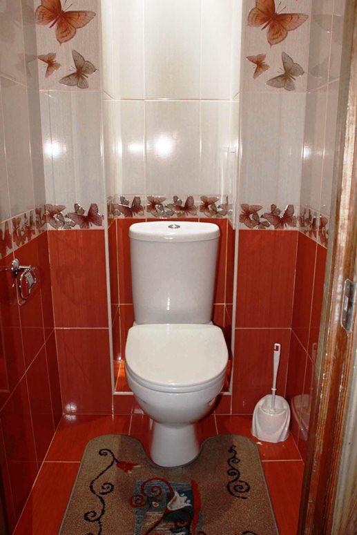 Дизайн туалетной комнаты плиткой фото