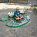 Дизайн участка детского сада: принимаем активное участие
