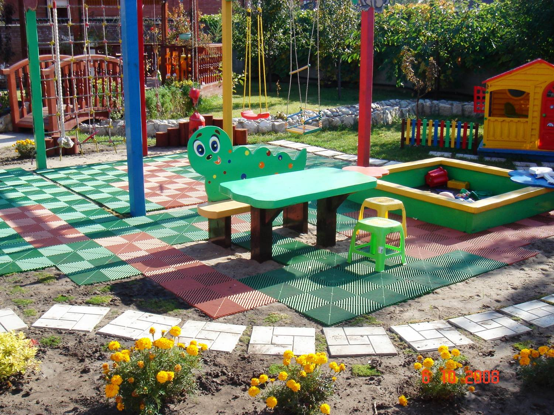 Дизайн детских площадок в детском саду своими руками