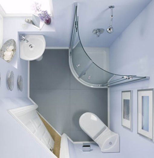 дизайн ванной классика