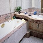 Дизайн ванной комнаты 3 кв м: идеи для оформления интерьера