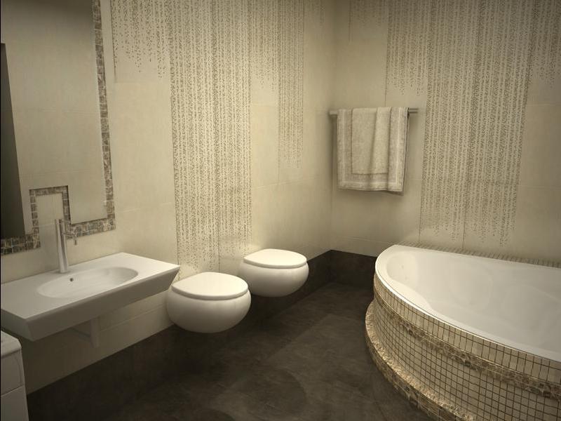 Дизайн ванной комнаты 6 кв м создаем