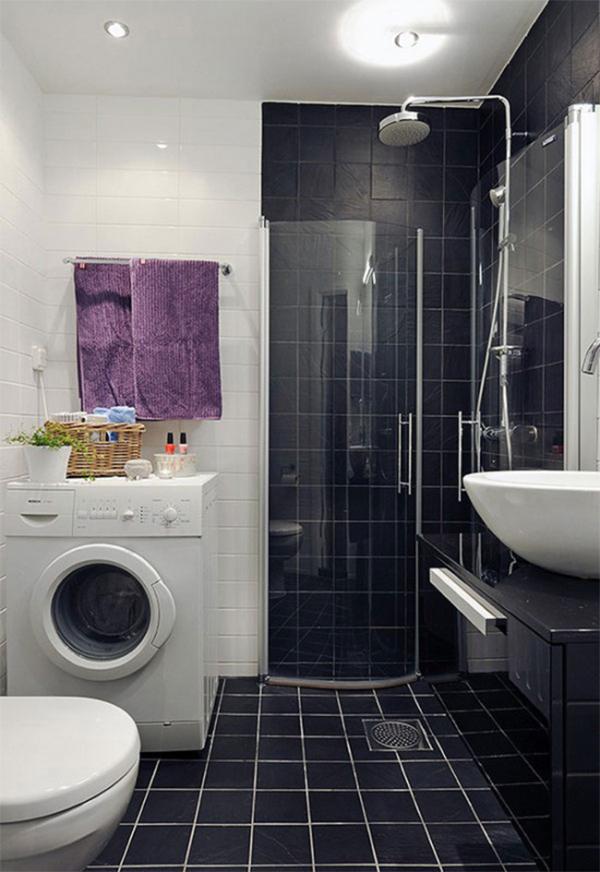 Фото дизайн ванной комнаты с душем