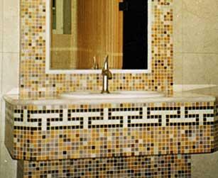 дизайн ванной комнаты с джакузи