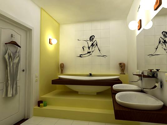 Дизайны маленьких ванных комнат и туалетов фото