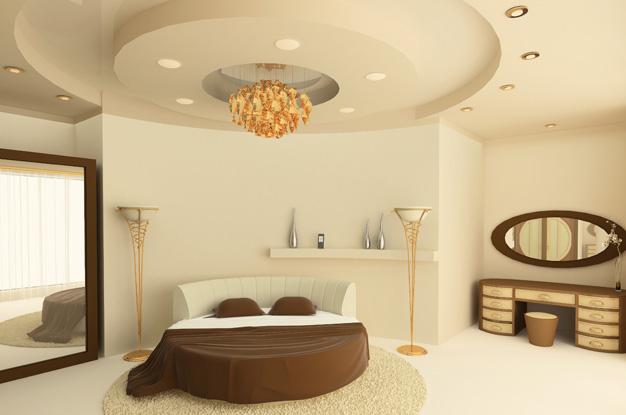 Многоуровневые потолки гипсокартона своими руками