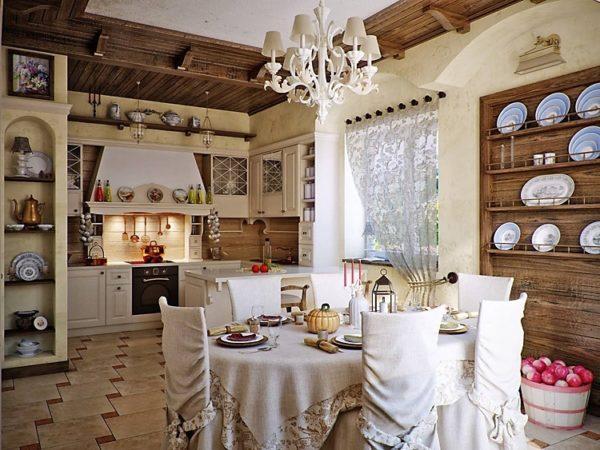 Дом в стиле кантри — это душевный уголок с семейными традициями и историей поколений