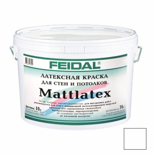 Feidal Mattlatex — покрытие от финского производителя с повышенной износоустойчивостью
