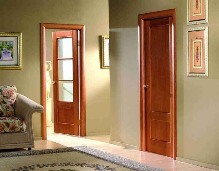 Как выбрать межкомнатные двери: подбор материалов, цветовой .
