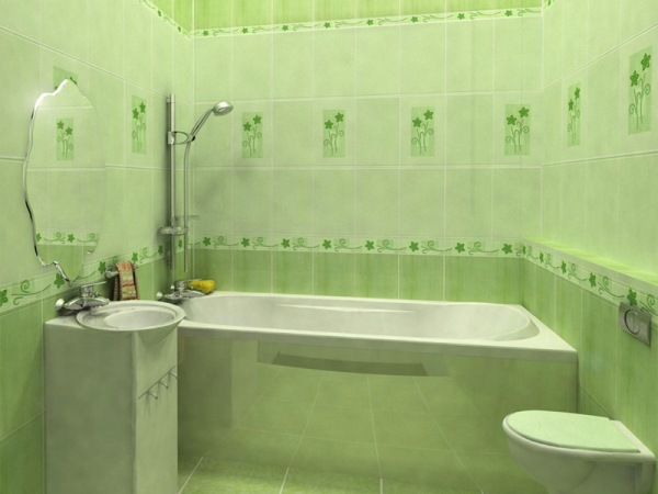 Интерьер в ванную комнату фото
