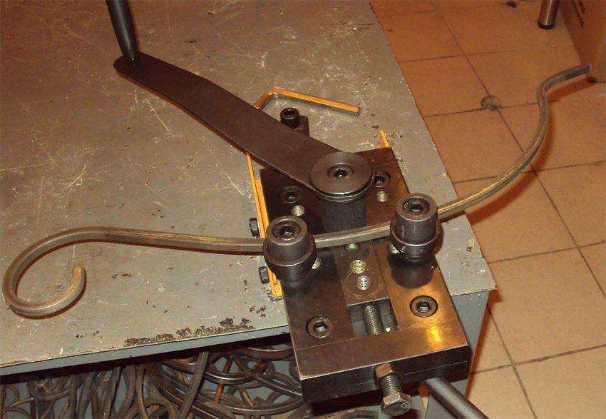 Как сделать инструмент для холодной ковки