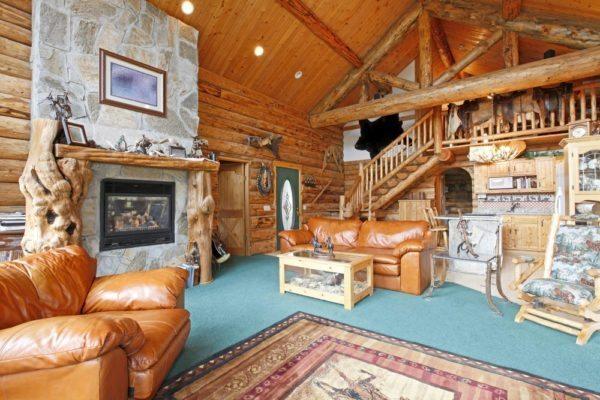 Идеальное место для кантри — частный дом, дача или летняя резиденция за городом