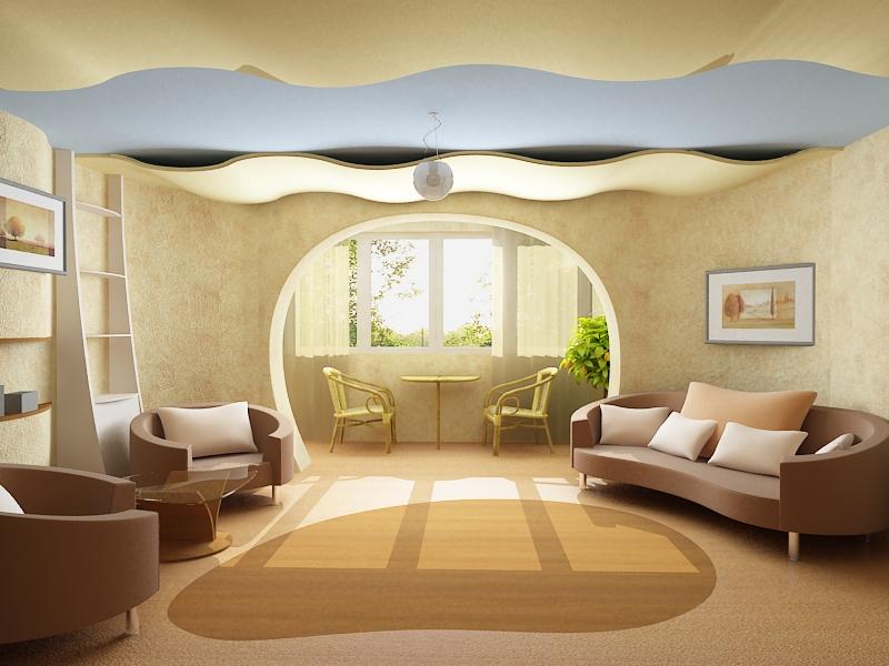 Идеи дизайна — создаем жилье мечты