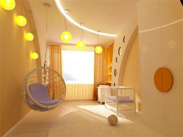 Освещение для комнат своими руками