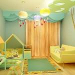 Интерьер детской комнаты своими руками: создаем комфорт и уют
