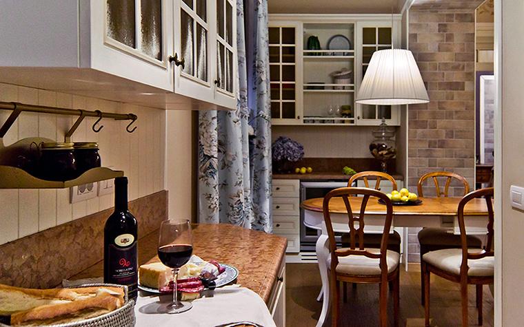 кухня на даче дизайн фото