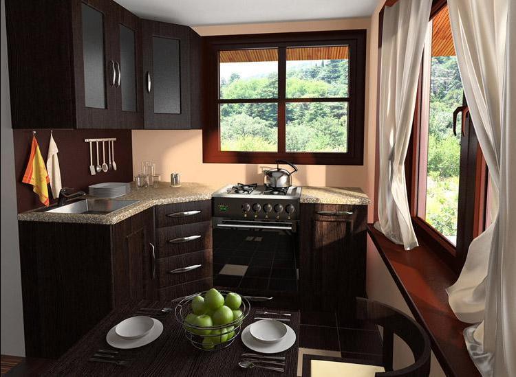 Дизайн кухни-гостиной своими руками фото