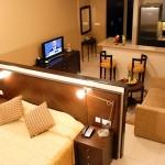 Интерьер однокомнатной квартиры с детской: комфортная планировка