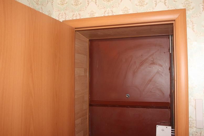 Сделать откос входной двери своими руками