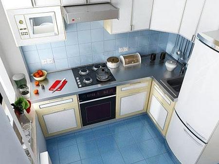 фото кухни 6 метров ремонт