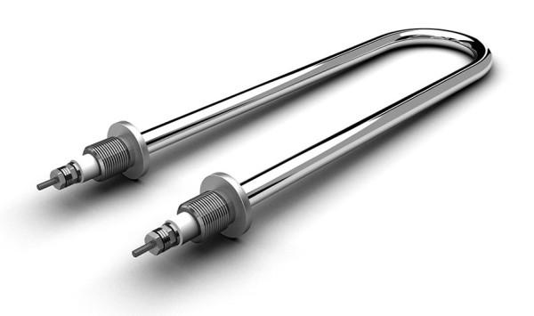 Изогнутая металлическая трубка, песок и проводник – устройство трубчатого ТЭНа