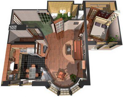 сделать дизайн проект дома img-1