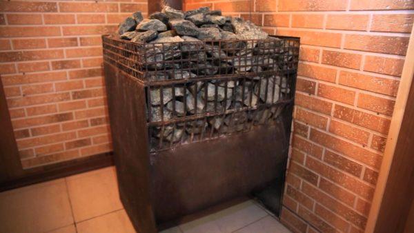 Каменка — основной источник жара и пара