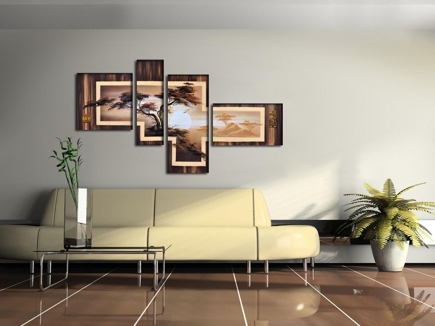 На стену для интерьера картину