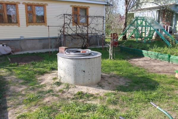Колодец – самый простой источник воды