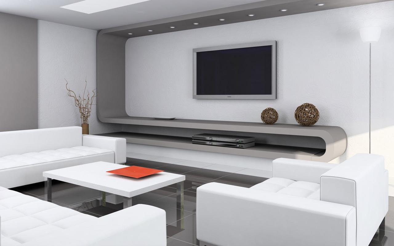Дизайн гостиной 20