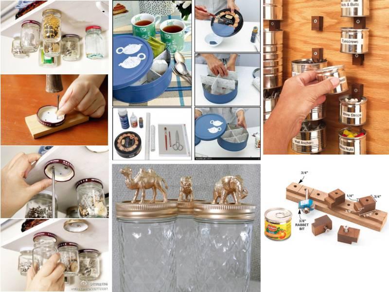 Интересные идеи для дома своими руками (82 фото)
