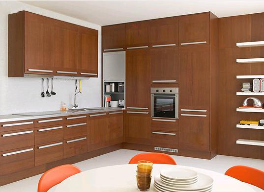 Кухни икеа в интерьере практично и