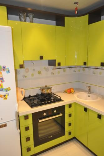 Дизайн кухни в 6 кв метров фото