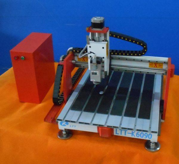 LTT-К6090 — мощный фрезерный станок с ЧПУ от китайского производителя